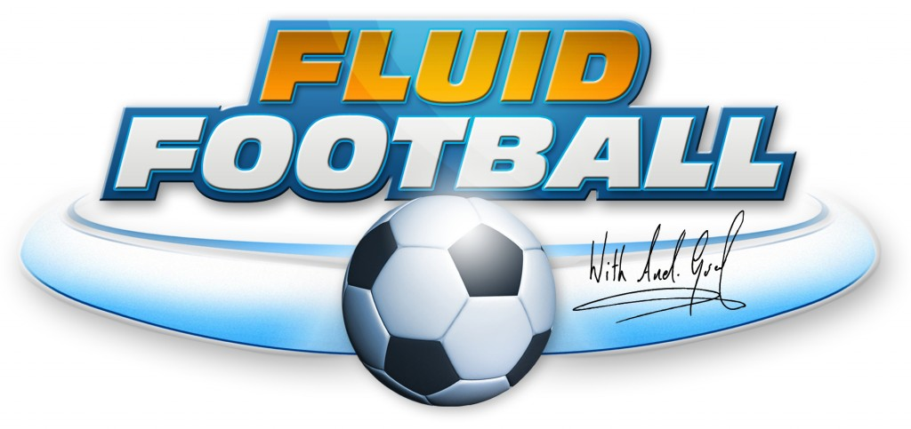 The Fluid Football logo